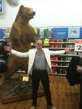 Pitbull in Kodiak